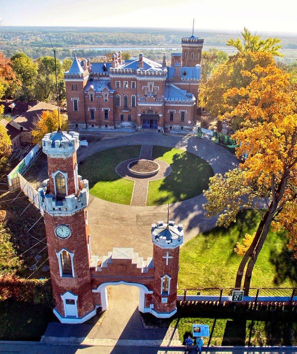 Замок принцессы Ольдербургской